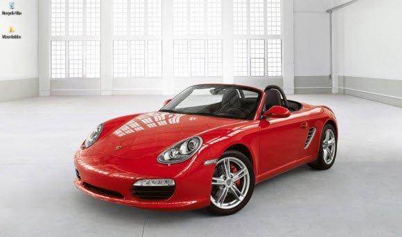 Porsche Theme for Windows 7