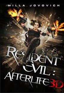 Resident Evil After Life 3D