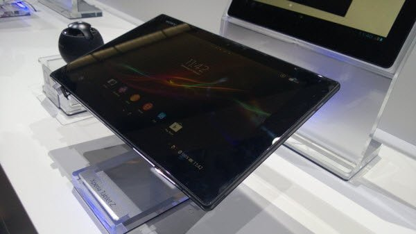 Sony Xperia Z Side View