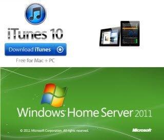 WHS Itunes iPad