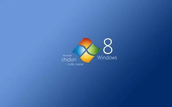 Windows 8 Code Name Chidori