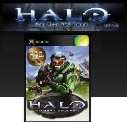 XBox Originals Halo Theme
