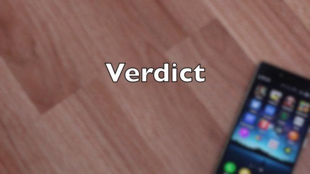 Z9 Mini Verdict