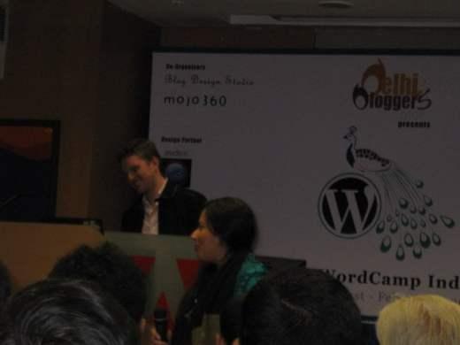 Matt @ WordPress india