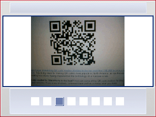 QR neoreader sample