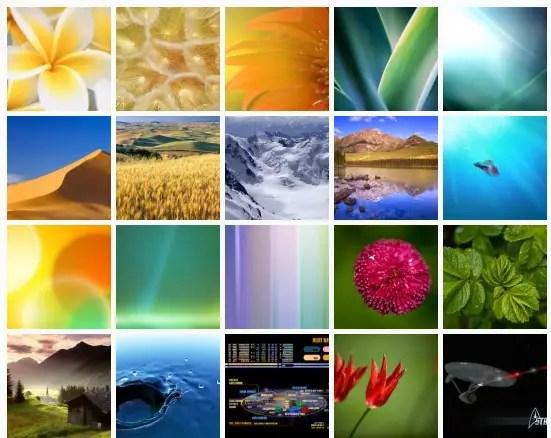 Windows 7 Logon background Images
