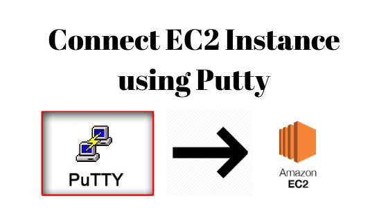 Connect ec2 instance using putty