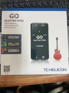 Go Guitar Proパッケージ