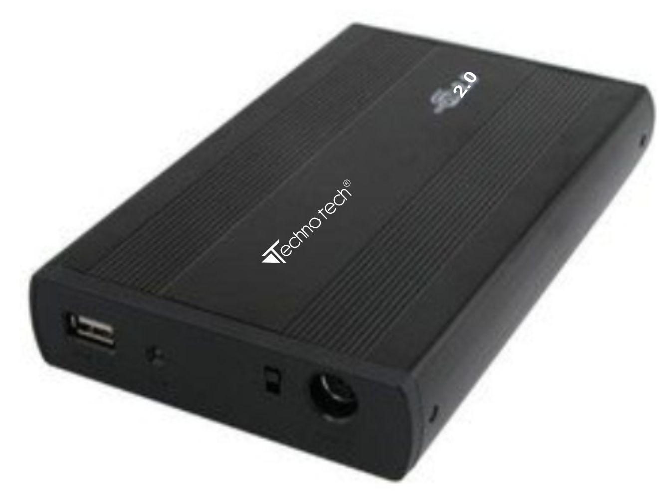 3.5'' USB 2.0 IDE HDD CASING