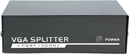Technotech 4 Port VGA Splitter