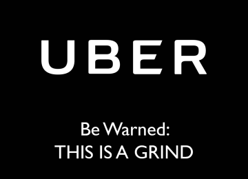 Ambitions Of A Hustler: The Grind Of Being An Uber Driver In Accra