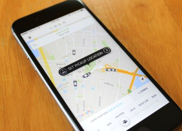 Uber Now Makes It Easy To See Your Rider Rating