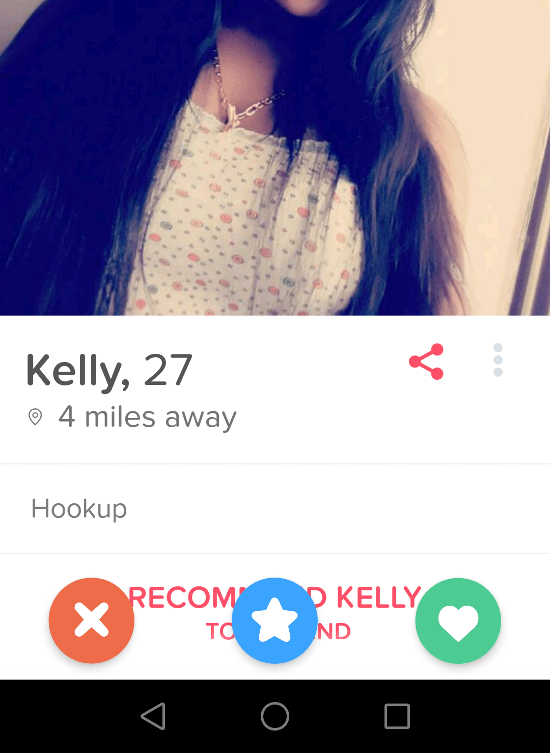 Tinder hookup how does it work
