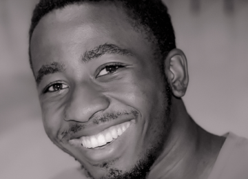 #Disrupters: Meet The 19 Year Old Ghanaian School Dropout Who Makes a Living Writing Code