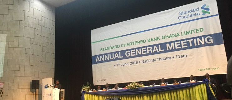 Standard Chartered Bank Ghana Limited Poised To Meet New Minimum Paid Up Capital Requirement