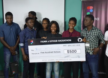 Team Capsella Take First Place At Inaugural Figma x Github Hackathon