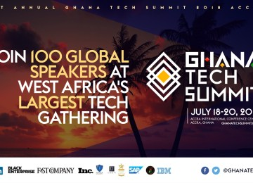 First Annual Ghana Tech Week Kicks Off With Artificial Intelligence, Blockchain And Smart City Workshops