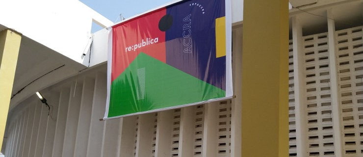 Highlights: Accra Hosts Its First Re:publica Event
