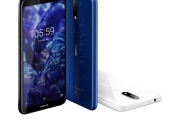 HMD Releases Nokia 5.1 Plus To The Ghanaian Market