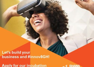 Open Applications for the #innov8GH Incubation Program