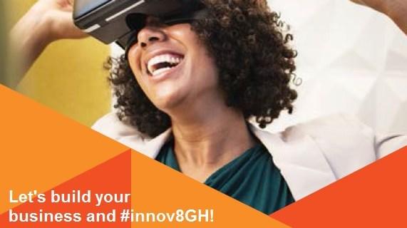 Open Applications for the #innov8GH Incubation Program
