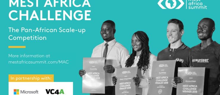 MEST Africa and Microsoft Announce Regional Winners In Annual Pan-African Startup Pitch Competition