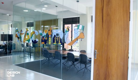 CcHUB Launches Africa's First 'Design Lab' in Kigali