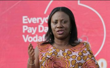 Vodafone Ghana Appoints New Ghanaian CEO With Effect From April