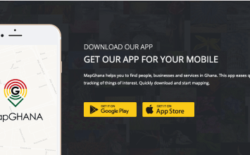 "Startup Spotlight: MapGhana –  A Local ""Yelp"" Trying To Connect People"