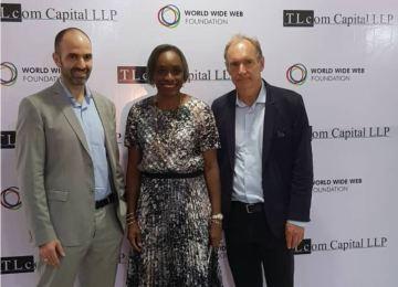 TLcom Hosts Sir Tim Berners-Lee, Inventor Of The Internet, in Lagos