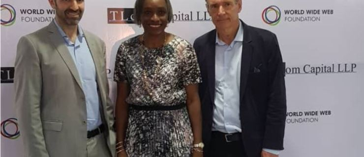 TLcom Hosts Sir Tim Berners-Lee, Inventor Of The Internet, in Lagos