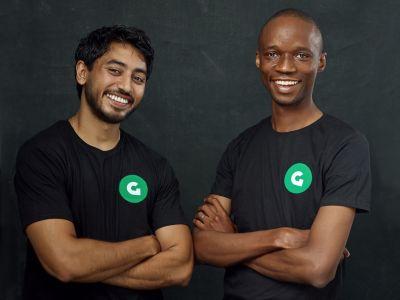 Gokada Co-CEOs Fahim Saleh and Ayodeji Adewunmi