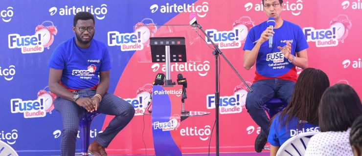 "AirtelTigo Launches It's New ""Fuse"" Bundle For Subscribers"