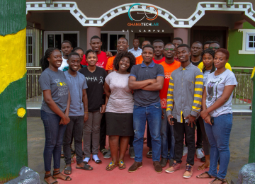 Ghana Tech Lab Kick-Starts Incubation Program for Young Entrepreneurs