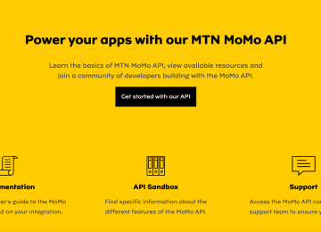 MTN Opens Up Its Mobile Money API In Ghana