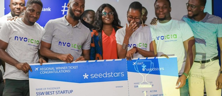 Fintech Startup Nvoicia Wins 2019 Seedstars Ghana Pitch Competition