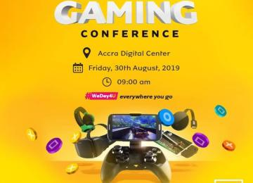 MTN To Host Ghana's First Gaming Conference At The Accra Digital Centre On August 30th