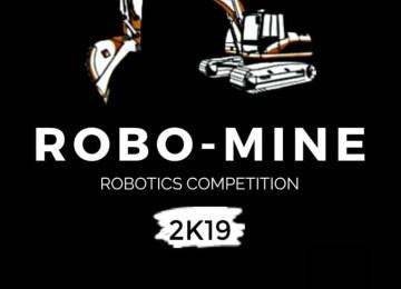CUBE Robotics Announces The ROBOMINE 2019 Competition