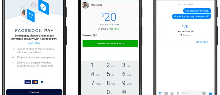 """Facebook Launches """"Facebook Pay"""" For WhatsApp, Instagram and Messenger"""