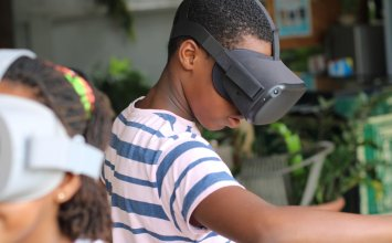How Can Virtual Reality Help Ghanaian Science Teachers?