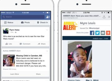Facebook Brings Amber Alerts To South Africa In A First For The continent