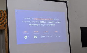 Andela Hosts Media Connect Event At Impact Hub In Ghana