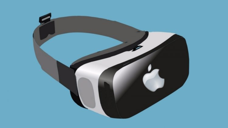 Apple Wireless Headset for AR and VR