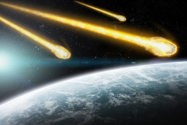 nasa researchers find sugar in meteorites that hit earth, believe it may be the 'origin of life'