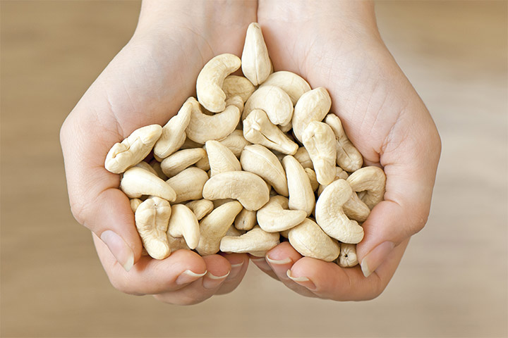 cashews play an essential role in a healthy lifestyle