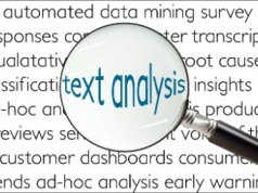 text analytics market