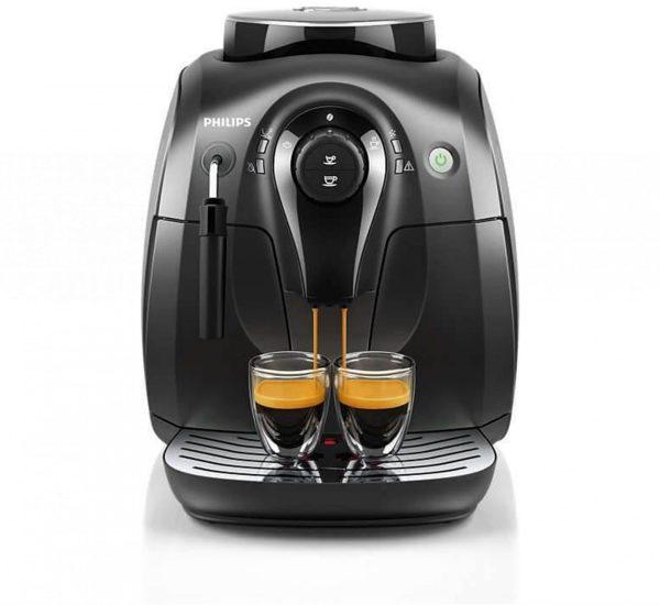 Saeco Кафеавтомат Philips Saeco Xsmall HD8643 09 Автоматична Керамична мелачка Самопочистване.jpg 3