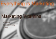 Marketing Vitamins Energize