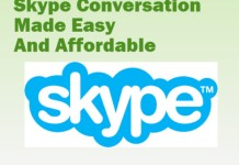 Skype Conversation Made Easy And Affordable