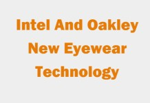 Intel And Oakley Moves Into New Eyewear Technology